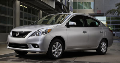 2013 Nissan Versa for sale in NY