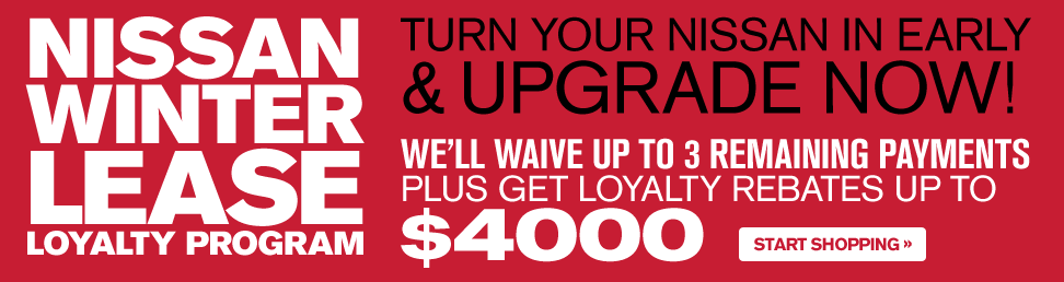 Kingston Nissan Winter Loyalty Program in NY