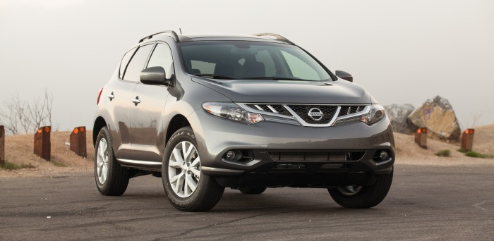 2014 Nissan Murano Available in Kingston, New York
