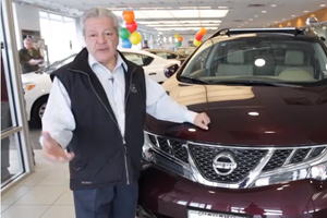 2014 Nissan Murano Video Review