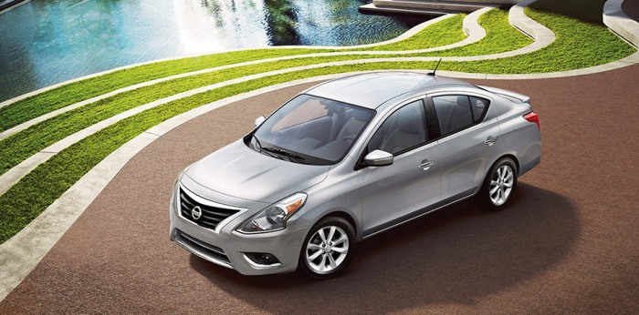REVIEWED: Technology and interior of the 2014 Nissan Versa in Kingston, New York
