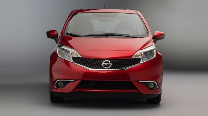 The 2015 Nissan Versa Note SR is coming soon