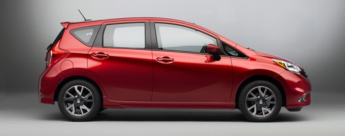 the 2015 Nissan Versa Note SR is coming soon!
