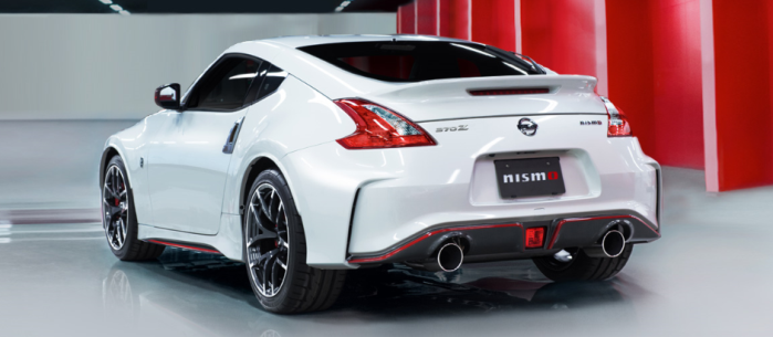 REVIEWED: 2015 Nissan 370Z Nismo