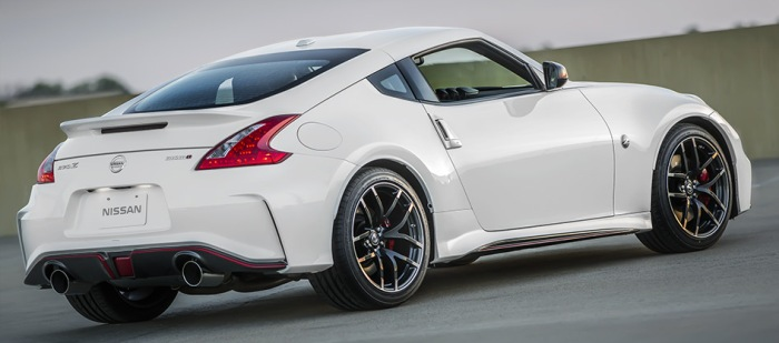REVIEWED: 2015 Nissan 370Z Nismo side view performance reviewed