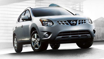 Kingston Nissan proudly offers the Nissan Rogue Select Review