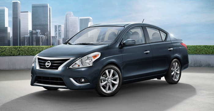 Meet the refreshed and improved 2015 Nissan Versa