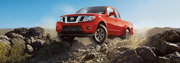 Our 2014 Nissan Frontier Review features the Frontier PRO-4X