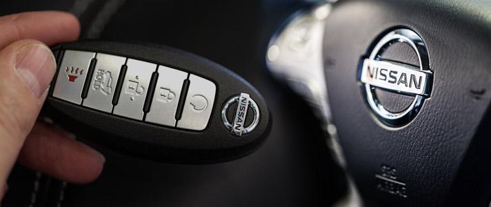 2015 Nissan Murano Key Fob