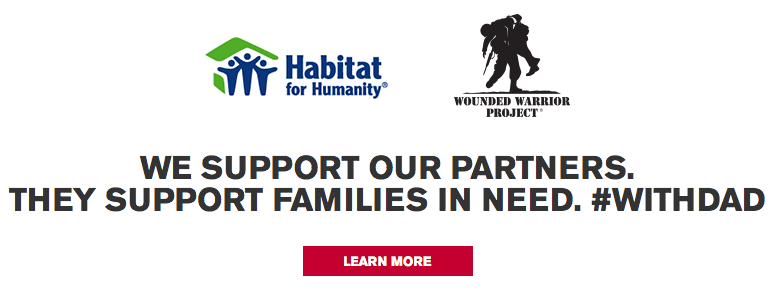 Habitat For Humanity Wounded Warrior Project