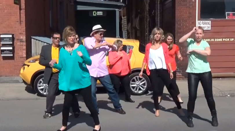 Kingston Nissan Uptown Funk