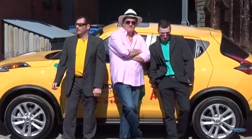 Our Kingston Nissan Uptown Funk is Too Hot!