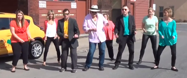 Our Kingston Nissan NY Uptown Funk Parody