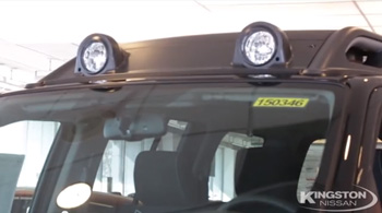 2015 Nissan Xterra Review in Kingston NY