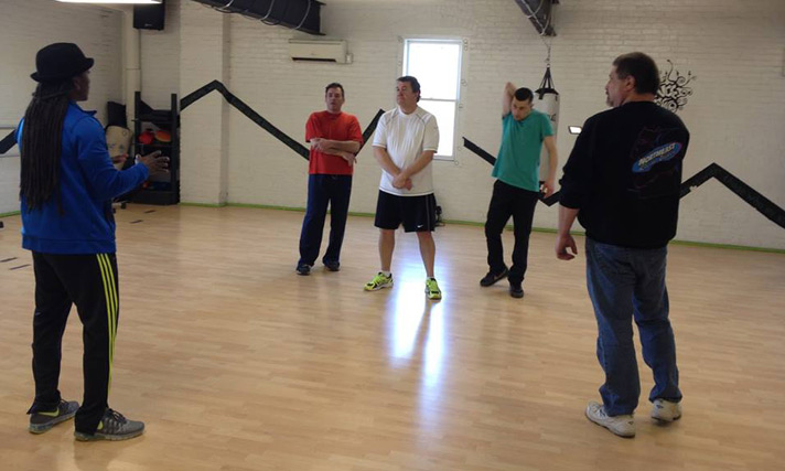 Uptown Funk Dance Lessons Kingston NY