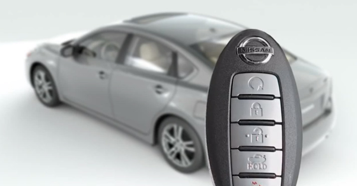 Nissan Intelligent Key and Locking Functions in NY