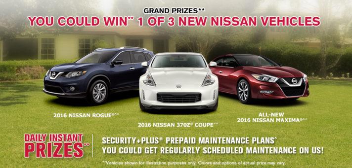 Nissan Security+Plus Prepaid Maintenance