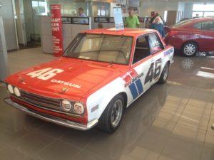 Number 46 1971 Datsun 510