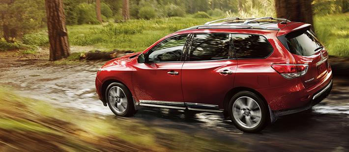 2016 Nissan Pathfinder NY
