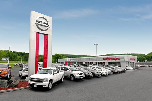 Nissan Dealerships in NY
