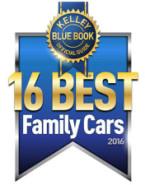 Kbb.com 16 Best Family Cars of 2016