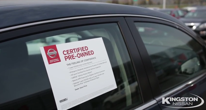 Certified Preowned Nissan NY