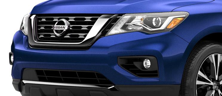 Redesigned 2017 Nissan Pathfinder
