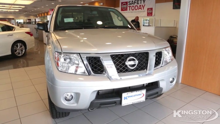 2016 Nissan Frontier Kingston NY