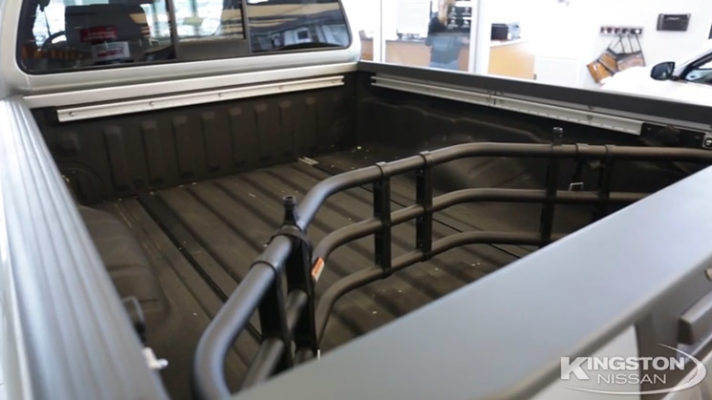 2016 Nissan Frontier Utili-Track Channel System