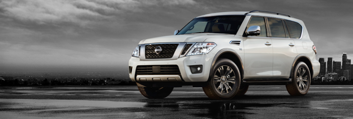2017 Nissan Armada Kingston
