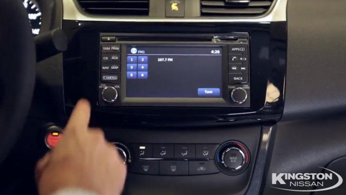 2017 Nissan Sentra Video