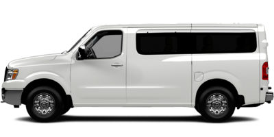 Photo of 2017 Nissan NV Passenger