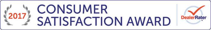 2017 DealerRater Consumer Satisfaction Award Nissan