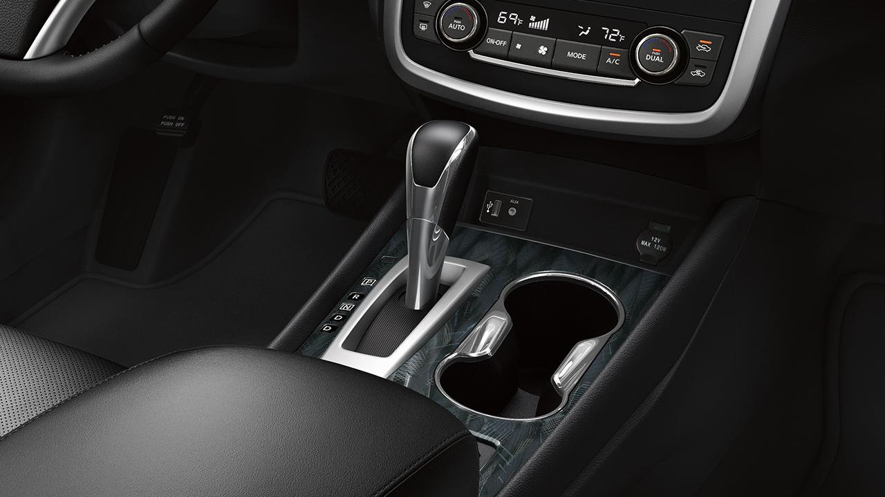 Nissan Altima CVT