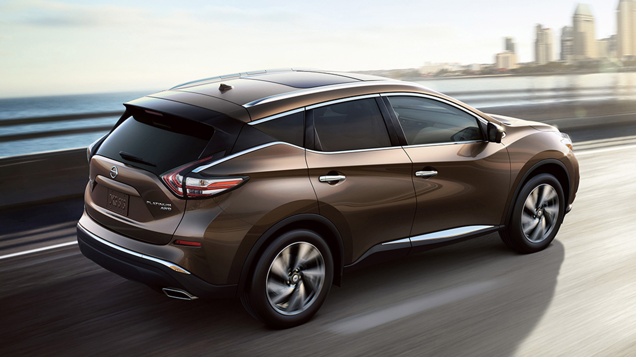 Nissan Murano Fuel Economy