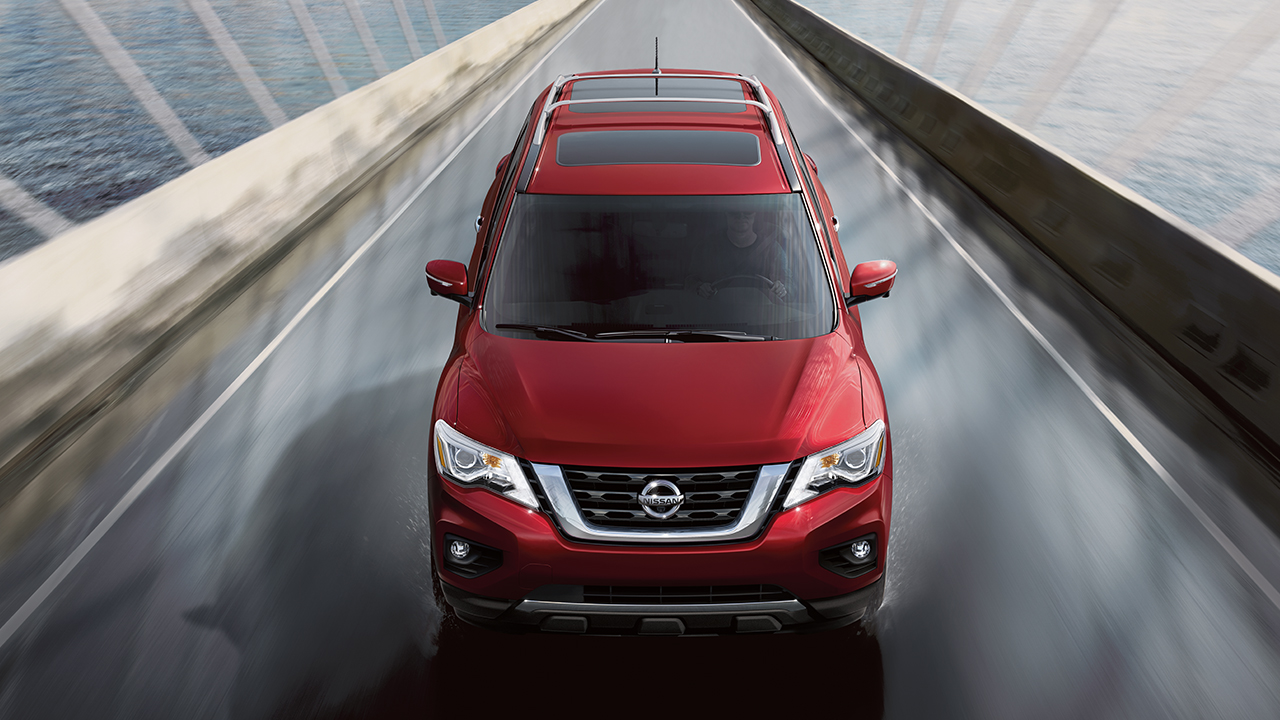 Nissan Pathfinder Lease NY