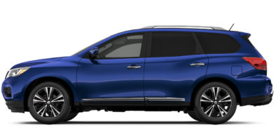 Photo of 2018 Nissan Pathfinder