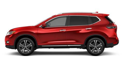 Kingston Nissan Crossovers SUVs