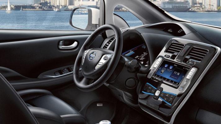 2017 Nissan LEAF Middletown NY