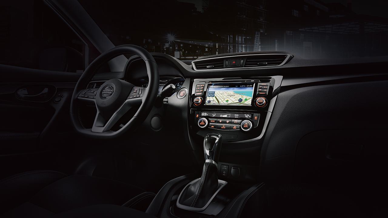 Nissan Rogue Sport Navigation