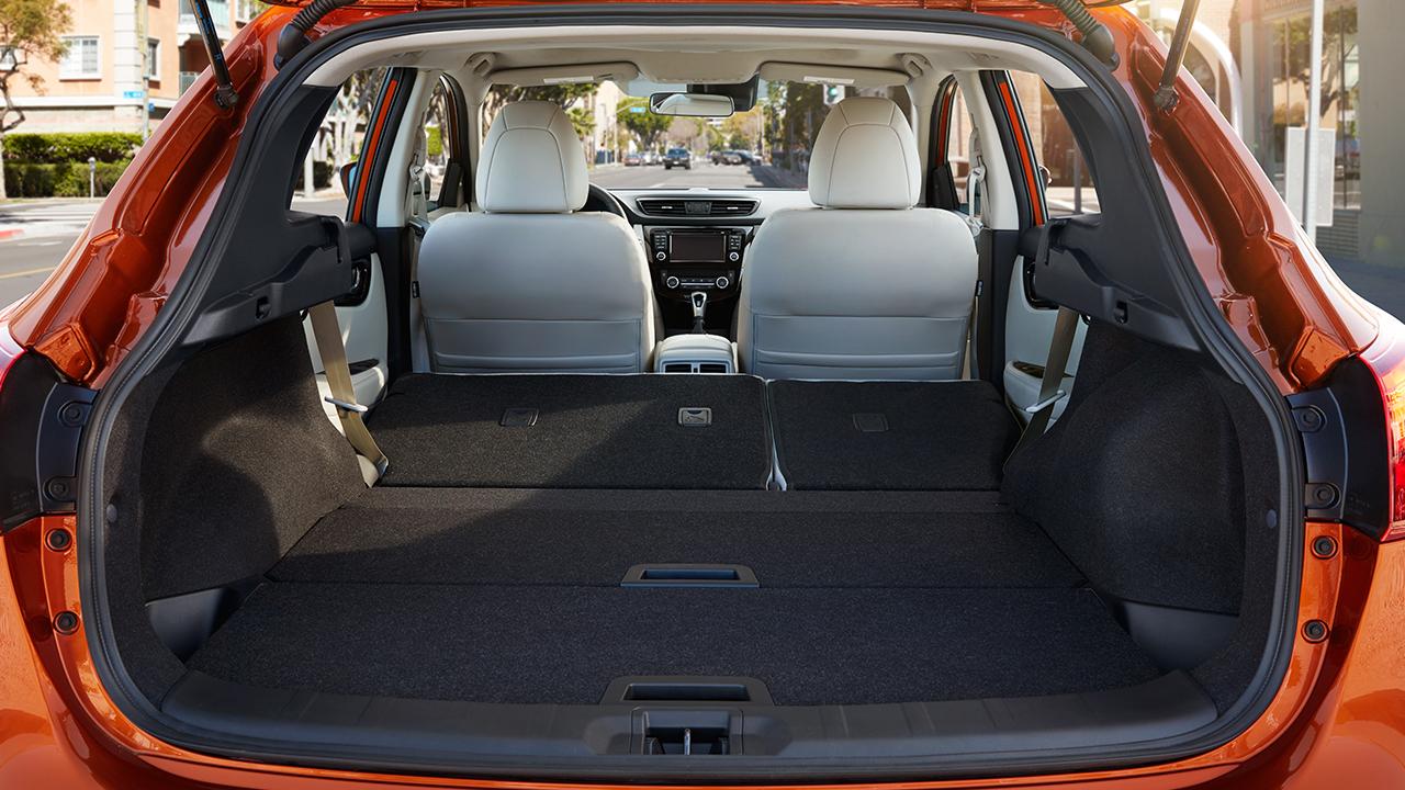 Nissan Rogue Sport Cargo Space
