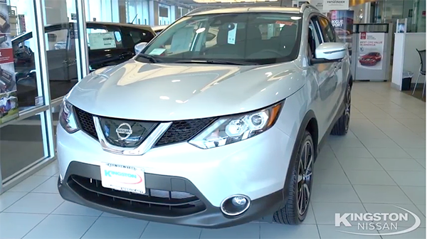 2017 Nissan Rogue Sport Video