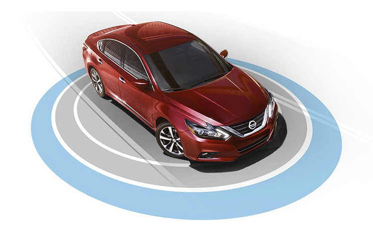 2018 Nissan Altima Safety Shield
