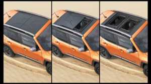 SUMMIT, NEW JERSEY: 2015 Jeep Renegade Coming Soon