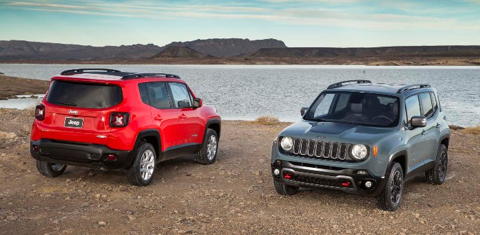 REVEALED: 2015 Jeep Renegade Summit, New Jersey Coming Soon