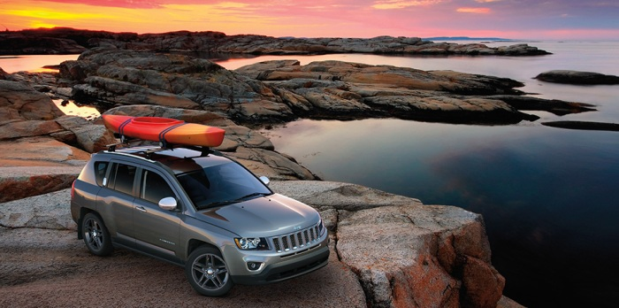 REVIEWED: Capability and Interior Comfort of the 2014 Jeep Compass in Summit, New Jersey