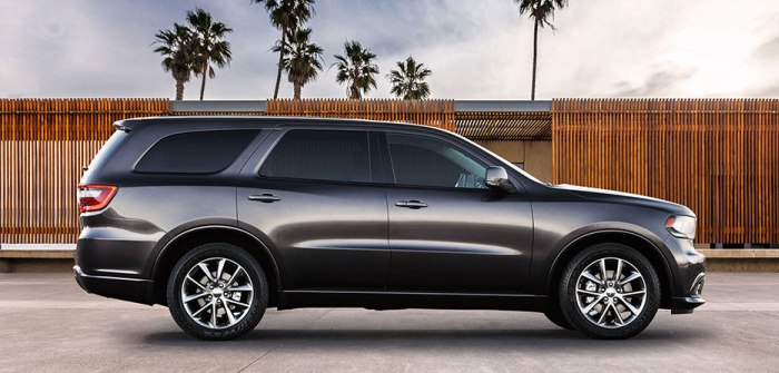 REVIEWED: Exterior & Interior of the 2014 Dodge Durango in Summit, New Jersey