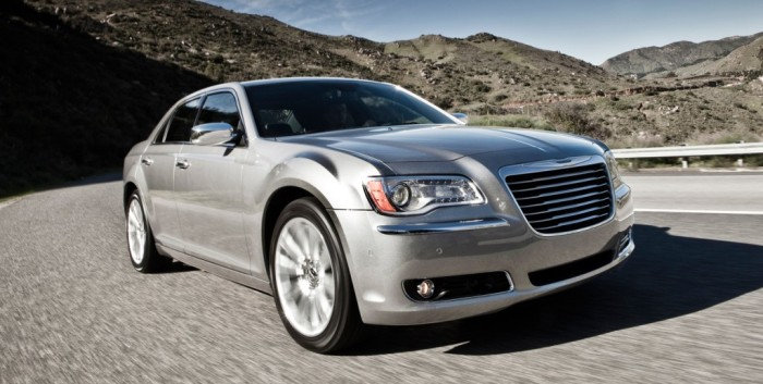 REVIEWED: the 2014 Chrysler 300 is available now in Summit, New Jersey at Salerno Duane Summit!