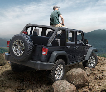 Jeep Wrangler Video Review: Adventure Wherever You Go