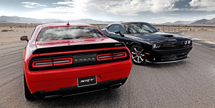 The 2015 Dodge Challenger Hellcat is coming soon to Summit, NJ
